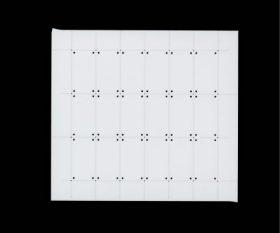 レーザー加工基板、厚膜印刷基板2